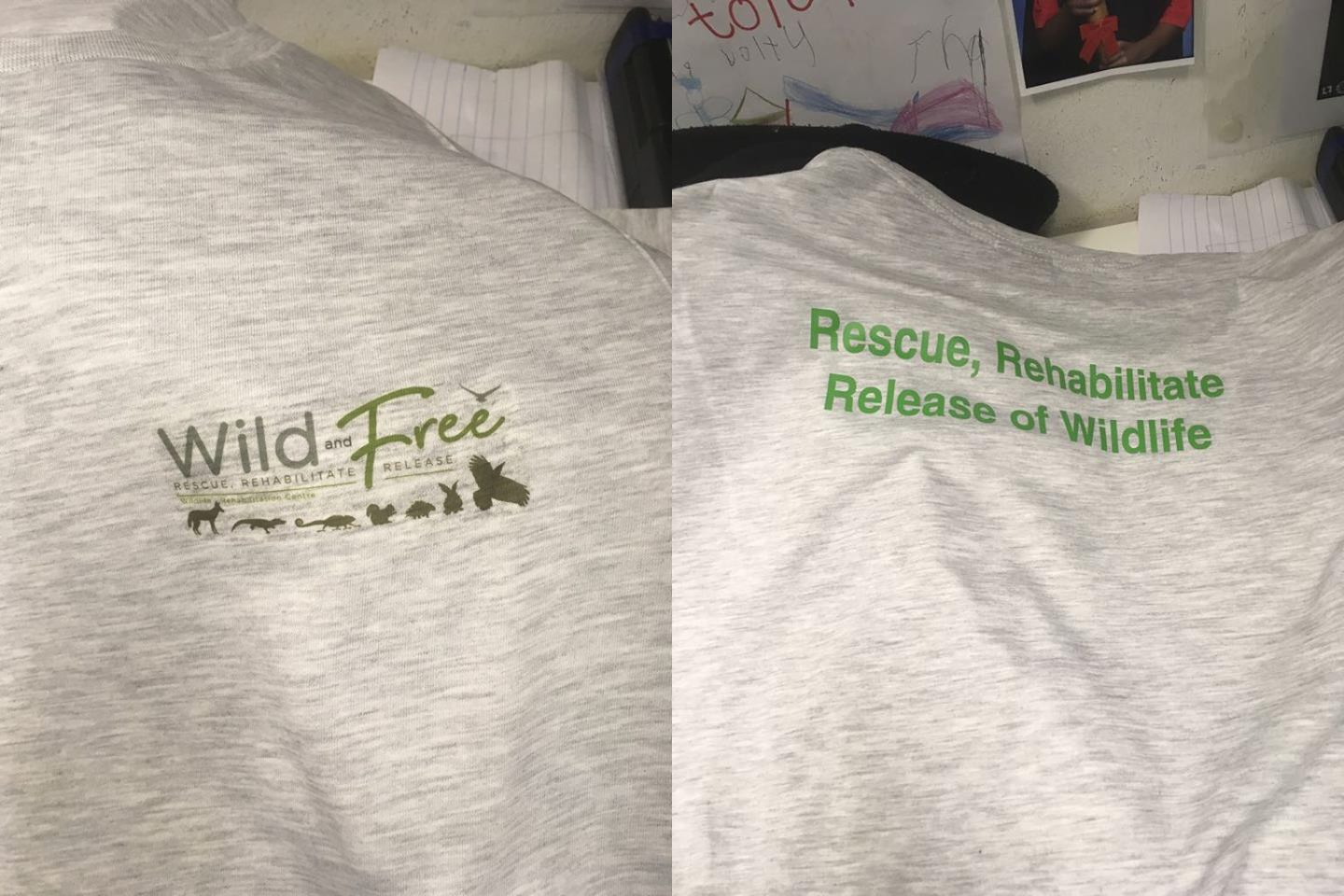 Shirts for the TV shoot